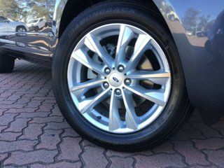 2012 Ford Territory SZ TS Seq Sport Shift Charcoal 6 Speed Sports Automatic SUV.