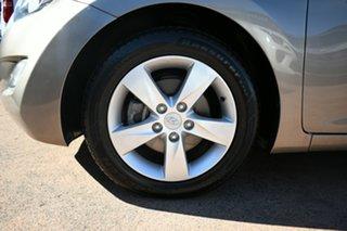 2012 Hyundai Elantra MD Elite Gold 6 Speed Automatic Sedan.
