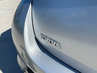 2012 Toyota Corolla ZRE182R Ascent Sport Silver 6 Speed Manual Hatchback