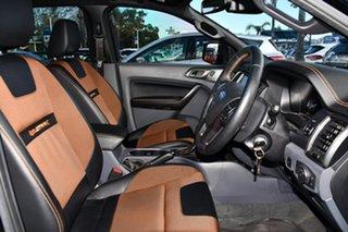 2018 Ford Ranger PX MkII 2018.00MY Wildtrak Double Cab Shadow Black 6 Speed Sports Automatic Utility