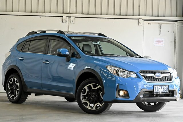 Used Subaru XV G4X MY16 2.0i-S Lineartronic AWD Laverton North, 2016 Subaru XV G4X MY16 2.0i-S Lineartronic AWD Blue 6 Speed Constant Variable Wagon