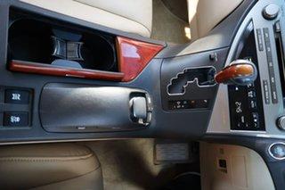 2010 Lexus RX GGL15R RX350 Prestige Red 6 Speed Sports Automatic Wagon