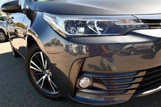 2018 Toyota Corolla ZRE172R SX S-CVT Grey 7 Speed Constant Variable Sedan.