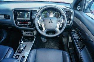 2021 Mitsubishi Outlander ZL MY21 PHEV AWD Exceed Red Diamond 1 Speed Automatic Wagon Hybrid