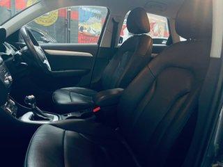 2015 Audi Q3 8U MY14 TFSI S Tronic Quattro Grey 7 Speed Sports Automatic Dual Clutch Wagon