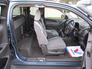 2015 Holden Colorado RG MY16 LTZ Blue 6 Speed Manual Spacecab