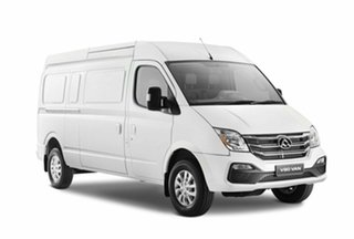 2021 LDV V80 MY19 Low Roof SWB D 6 Speed Automated Manual Van.