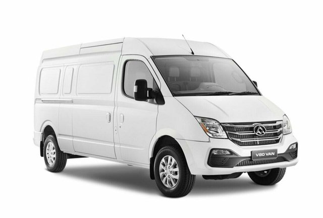 New LDV V80 MY19 Low Roof SWB Castle Hill, 2021 LDV V80 MY19 Low Roof SWB D 6 Speed Automated Manual Van