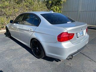 2011 BMW 3 Series E90 MY1011 323i Steptronic Lifestyle Silver 6 Speed Sports Automatic Sedan