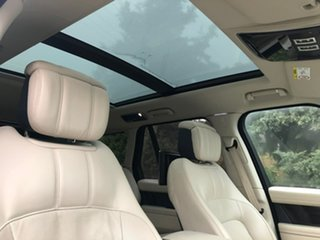 2018 Land Rover Range Rover L405 18MY Autobiography Black 8 Speed Sports Automatic Wagon