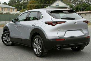 2021 Mazda CX-30 DM2WLA G25 SKYACTIV-Drive Touring Sonic Silver 6 Speed Sports Automatic Wagon.
