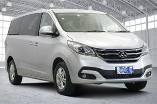 2017 LDV G10 SV7A Silver 6 Speed Sports Automatic Wagon.