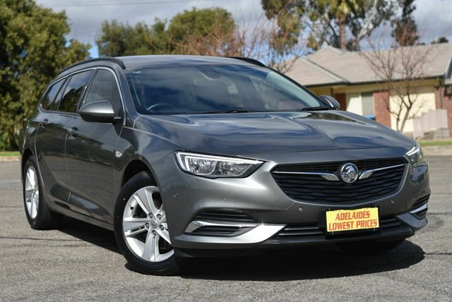 Used Holden Commodore ZB MY18 LT Sportwagon Morphett Vale, 2018 Holden Commodore ZB MY18 LT Sportwagon Grey 8 Speed Sports Automatic Wagon