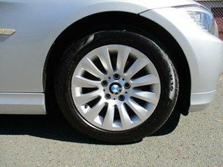 2009 BMW 3 Series E90 MY09 320i Steptronic Executive Silver 6 Speed Sports Automatic Sedan