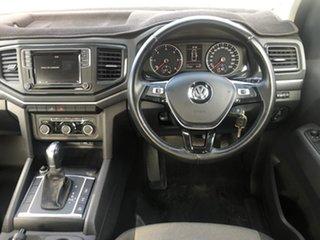 2018 Volkswagen Amarok 2H MY19 TDI420 4MOTION Perm Core Grey 8 Speed Automatic Utility