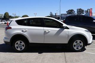 2018 Toyota RAV4 ZSA42R GX 2WD Glacier White 7 Speed Constant Variable Wagon