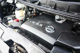 2004 Nissan Elgrand E51 Rider Black 5 Speed Automatic Wagon