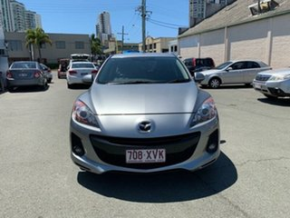 2012 Mazda 3 BL Series 2 MY13 SP20 Skyactiv Grey 6 Speed Automatic Hatchback.