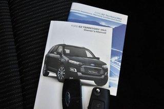 2016 Ford Territory SZ MkII TS Seq Sport Shift White 6 Speed Sports Automatic Wagon