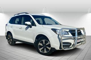 2017 Subaru Forester S4 MY17 2.0i-L AWD White 6 Speed Manual Wagon.