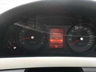 2011 Holden Commodore VE II SV6 Silver 6 Speed Sports Automatic Sedan