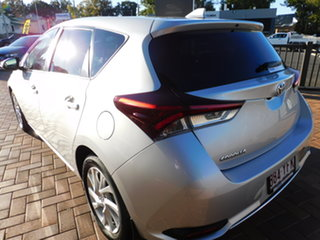 2018 Toyota Corolla ZRE182R Ascent Sport S-CVT Silver 7 Speed Constant Variable Hatchback