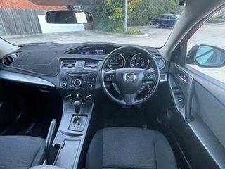 2012 Mazda 3 BL10F2 Neo Activematic Red 5 Speed Sports Automatic Hatchback.