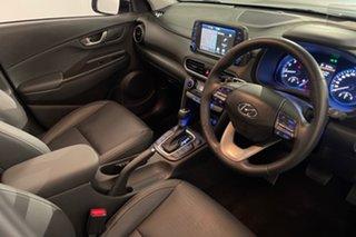 2020 Hyundai Kona OS.3 MY20 Highlander D-CT AWD White 7 speed Automatic Wagon