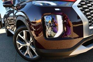 2021 Hyundai Palisade LX2.V1 MY21 Highlander 2WD Sierra Burgundy 8 Speed Automatic Wagon.