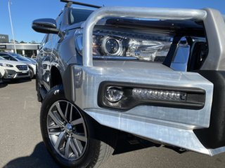 2019 Toyota Hilux GUN126R SR5 Double Cab Silver 6 Speed Sports Automatic Utility.