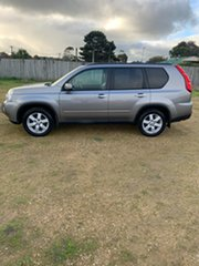 2010 Nissan X-Trail T31 MY10 ST-L Silver 1 Speed Constant Variable Wagon