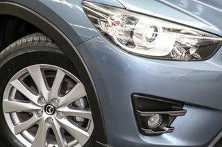 2016 Mazda CX-5 KE1022 Maxx SKYACTIV-Drive AWD Sport Blue 6 Speed Sports Automatic Wagon.