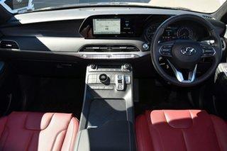 2021 Hyundai Palisade LX2.V1 MY21 Highlander 2WD Sierra Burgundy 8 Speed Automatic Wagon