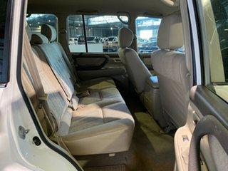 2006 Toyota Landcruiser HZJ105R GXL White 5 Speed Manual Wagon