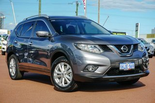 2015 Nissan X-Trail T32 ST-L X-tronic 2WD Grey 7 Speed Constant Variable Wagon.