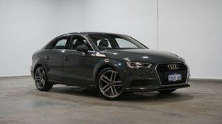 2019 Audi A3 8V MY19 35 TFSI S Tronic Nano Grey 7 Speed Sports Automatic Dual Clutch Sedan.
