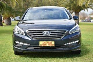 2017 Hyundai Sonata LF3 MY17 Active Blue 6 Speed Sports Automatic Sedan.