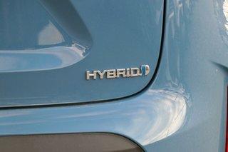 2020 Toyota Yaris Cross MXPJ15R GX AWD Mineral Blue 1 Speed Constant Variable Wagon Hybrid
