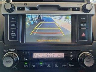 2017 Toyota Landcruiser Prado GDJ150R MY16 VX (4x4) Crystal Pearl 6 Speed Automatic Wagon