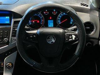 2009 Holden Cruze JG CD Black 6 Speed Sports Automatic Sedan