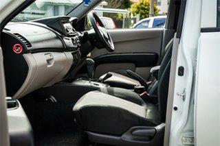2014 Mitsubishi Triton MN GLX White 4 Speed Sports Automatic Utility