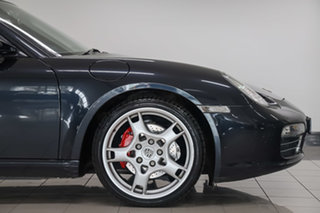 2005 Porsche Boxster 987 MY05 S Grey 5 Speed Sports Automatic Convertible