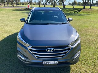 2016 Hyundai Tucson TL MY17 Active X 2WD Pepper Gray 6 Speed Sports Automatic Wagon