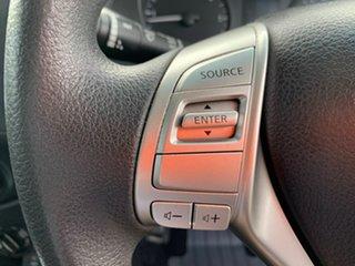 2015 Nissan Navara D23 RX Black 7 Speed Sports Automatic Utility