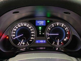 2008 Lexus IS GSE20R IS250 Prestige Silver 6 Speed Sports Automatic Sedan