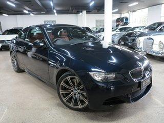 2009 BMW M3 E92 M-DCT Carbon Black 7 Speed Sports Automatic Dual Clutch Coupe.