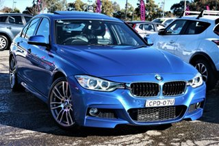 2013 BMW 3 Series F34 MY0613 328i Gran Turismo M Sport Blue 8 Speed Sports Automatic Hatchback.