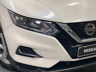 2020 Nissan Qashqai J11 Series 3 MY20 ST White 6 Speed Manual Wagon.