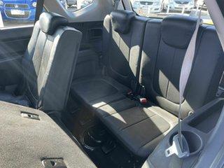 2009 Kia Rondo UN MY10 EX Silver 4 Speed Automatic Wagon