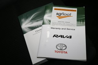 2016 Toyota RAV4 ALA49R GX AWD Silver 6 Speed Sports Automatic Wagon